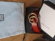 orig. Gucci Unisex Gürtel Conjak Belt Vintage Unisex Damen Herren - Elze Zentrum