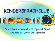 Deutschkurs für Kinder (4-14 J.) - German as a foreign language for children - Berlin