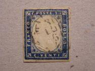 Italien-Sadinien 1855-63-20 C.Victor E.II.,  MI:IT-SA 12a,Lot 571