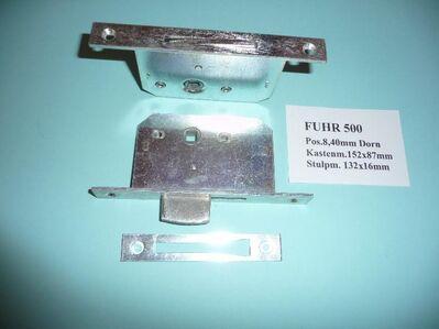 FUHR-Einreiberschlößchen Nr.500,40mm Dorn,verzinkt,neu - Ritterhude