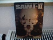Saw I & II - Limited Steel Edition 3 DVDs im Steelbook Director's Cut NEU - Kassel