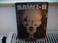Saw I & II - Limited Steel Edition 3 DVDs im Steelbook Director's Cut NEU - Kassel