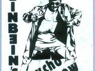 Feinbein's Psycho Show - Sticker