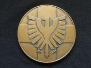 Münze Medaille Christlich Demokratische Union Treue Mitarbeit CDU - Bottrop