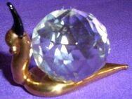 Schnecke Figur Glas  NEU in Originalverpackung - Nürnberg