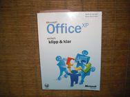 Microsoft Office XP - einfach klipp & klar. Broschierte Ausgabe v. 2002 - Rainer G. Haselier Klaus Fahnenstich (Autoren)