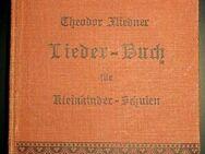 Lieder Buch von Theodor Fliedner  für Kleinkinder-Schulen - Niederfischbach