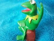 Kermit der Frosch Figur - Kassel Brasselsberg
