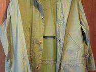Schimmernde sportliche Jacke grün-golden von *olsen-collection* XL - Halle (Saale)