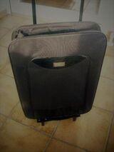 Trolley Bordcase / 3Pagen / Stoff schwarz / Nicht benutzt