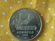 50 Euro Cent Andorra 2016 Kursmünze,  Lot 165