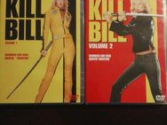 DVD Kill Bill 1 + 2 - Leck