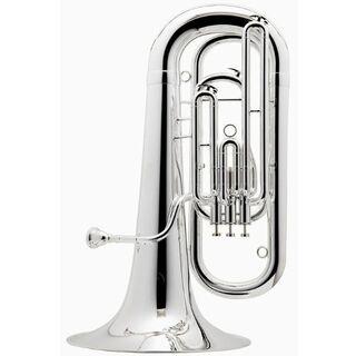 Besson Es - Tuba Neuware echt versilbert inkl. Koffer und Mundstück - Hagenburg