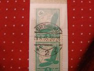 DR Flugpostmarke im Doppel,19.06.1935,MiNr.529 Lot 266