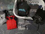 Hard rock cafe Paris T-Shirt und weitere Shirts, Bench-Shirt, Hosen für Jungs Gr.152 / 164