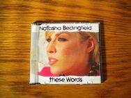 Natasha Bedingfield-these Words-Maxi-CD,BMG,von 2004,4 Titel - Linnich Zentrum
