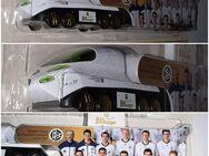 EM Fußball Truck Modell H0 2004 - Deutsche Nationalmanschaft Minitruck - Nürnberg