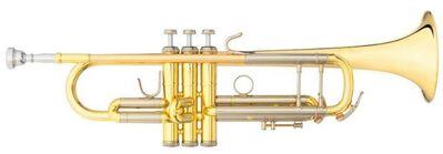 B & S Challenger II Profiklasse - Trompete 3143/2 L Neuware / OVP mit Zubehör - Hagenburg