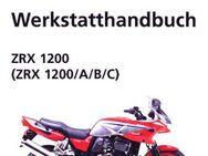 Werkstatthandbuch Kawasaki ZRX 1200 + 1200 / A / B / C - Bochum Goldhamme