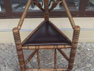 Worbsweder-Stuhl um 1920, antike Möbel, handwerklich restauriert - Berlin Friedrichshain-Kreuzberg