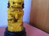 Dekorative ASIA-Löwenfigur