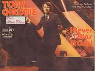 Vinyl 7'' Single - Tony Christie - Avenues And Alleyways / I Never Was A Child - Zeuthen