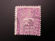 Australien New South Wales,1d,1888,  Mi:AU-NS D23,Lot 501