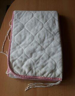 Baby Nestchen für Babybett oder Laufstall - Immenhausen