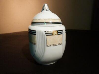 KAISER Porzellan Zuckerdose + Deckel Selection NOVA / Deckeldose Geschirr, NEU - Zeuthen
