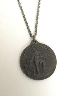 Medaille des Dankes - Ich hatt einen Kameraden 1914/1918 - Bremen