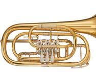 Kühnl & Hoyer Profiklasse Basstrompete in Bb, weite Bauart, Neuware - Hagenburg