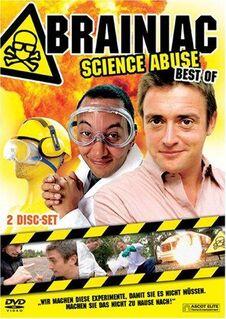 Brainiac: Science Abuse Best of DVD wie Jackass Deutsch NEU+OVP - Kassel Unterneustadt