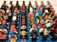 LEGO Minifiguren, Pferde, Hai - Stößen