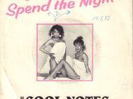 Schallplatte Vinyl 7'' Single - The Cool Notes - Spend The Night / Holu - Zeuthen