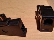 RJ45+RJ11 Fax/Modem UK / DE Klinkenstecker-Telefon-Adapter NEU - Verden (Aller)