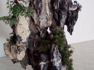 Edle Echt- Steinskulptur aus den Dolomiten: