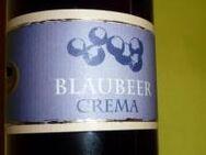 Blaubeer Crema Essig  3% Säure     250 ml - Görlitz