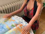 Sexpuppe Cindy schüchternes Schulmädchen leihen - Rösrath Zentrum