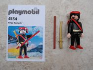Playmobil Ninja-Kämpfer 4554 - Westheim (Pfalz)