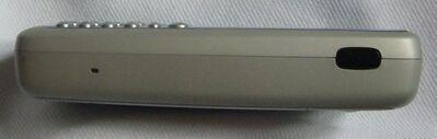 T03 Handy Sony Ericsson T300 – Eisblau/Grau  T03 - Dortmund