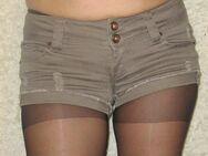 Hotpants / Hose / kurze Hose / Frau /Rock / Kleid / 38