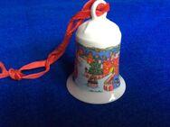 Hutschenreuther  Weihnachtsglocke  1996 - Gladbeck