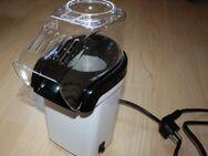 Popcornmaschine Popcornautomat Popcorn Maker Heißluft ohne Öl fettfrei zubereiten 1200W weiß NEU - Sonneberg