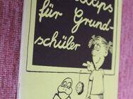 Broschüre: Umwelttips für Grundschüler; Naturschutzjugend - Bad Belzig