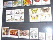 US Sonder-Briefmarken-Satz/ stamp year set/ USA Souvenir Mint Set/ MINT-Reihe von Sondermarken USPS/ Mint Set of Commemorative Stamps - Neckarsteinach
