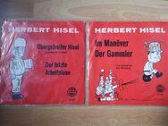 Herbert Hisel Single Vinyl Schallplatte - Plettenberg Zentrum