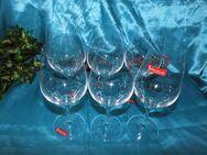 6 Stk. SPIEGELAU Weißweinkelch - Glas, Schnapsgläser Serie Authentis / wie Neu
