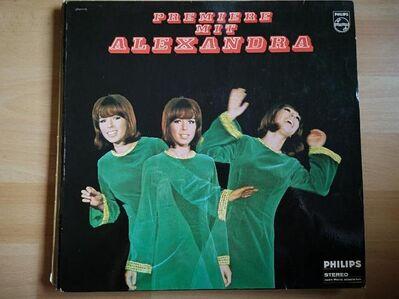 LP Vinyl Premiere mit Alexandra - Plettenberg Zentrum