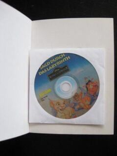 Micky Maus - Internet von A-Z / mit dem Disney - PC-Spiel - Niddatal Zentrum