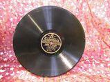 Alte Columbia Schellackplatte, Annie Rozane / L´Amour Chante Dans Mes Reves